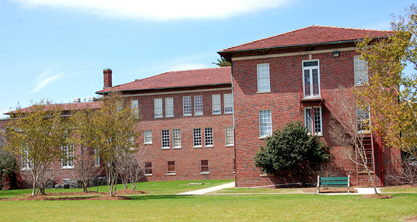 Warren Hall Exterior